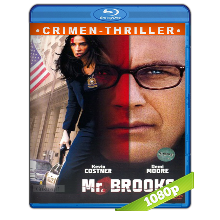 Mr. Brooks 1080p Lat-Cast-Ing[Crimen](2007)