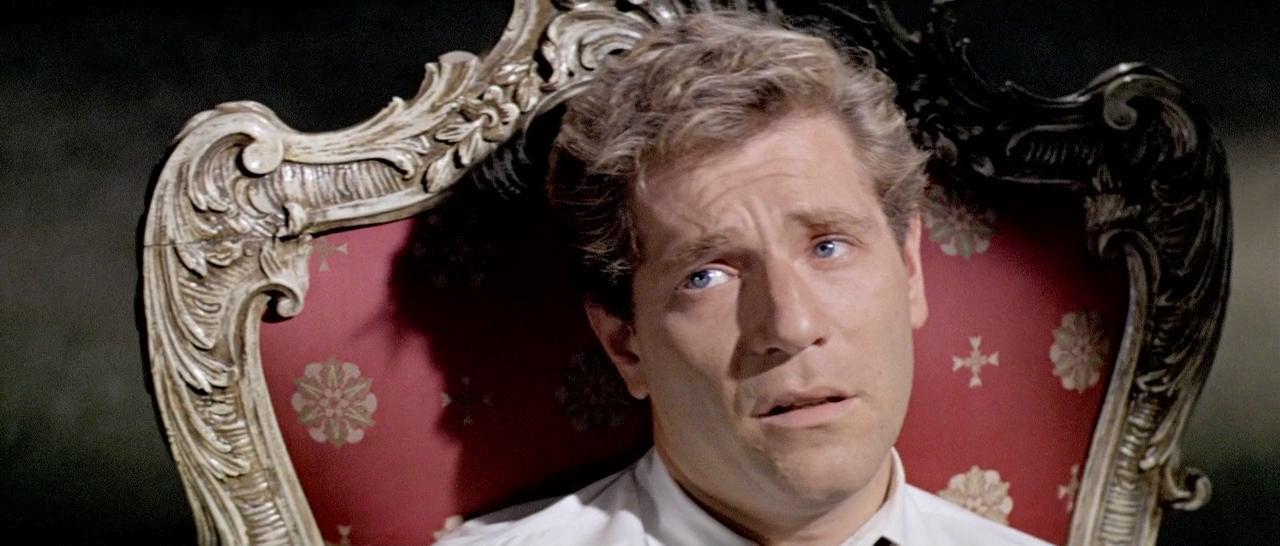 The Quiller Memorandum (Michael Anderson, 1966) HD 720p ...