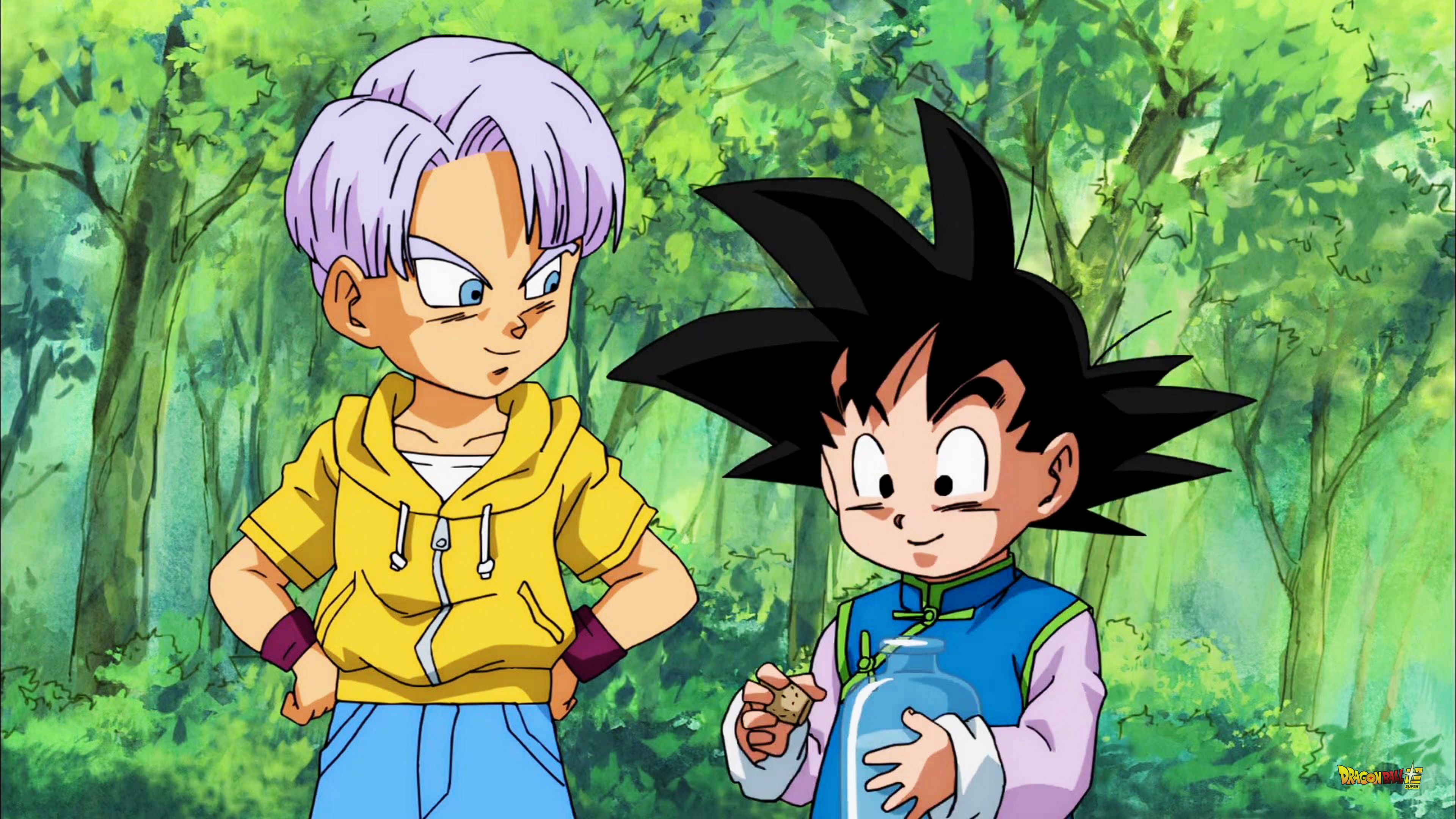 Dragon Ball Super Season 1 Episode 1 S01E01 4k uHD Wallpapers 25 Goku works in his radish field, but wants to go training and fighting.