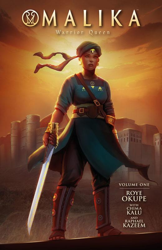 Malika - Warrior Queen v01 (2021)