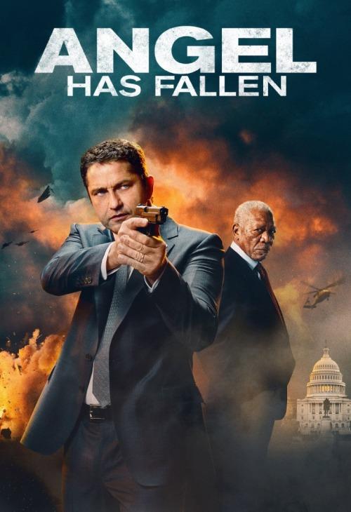 Świat w ogniu / Angel Has Fallen (2019) PL.720p.BluRay.x264-LTS / Lektor PL