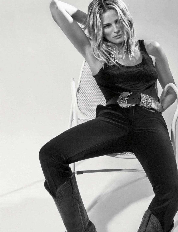 Edita Vilkeviciute by Alique - Vogue Germany november 2018