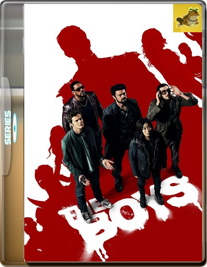 The Boys (Temporada 2) (2020) WEB-DL 1080p (60 FPS) Latino / Inglés