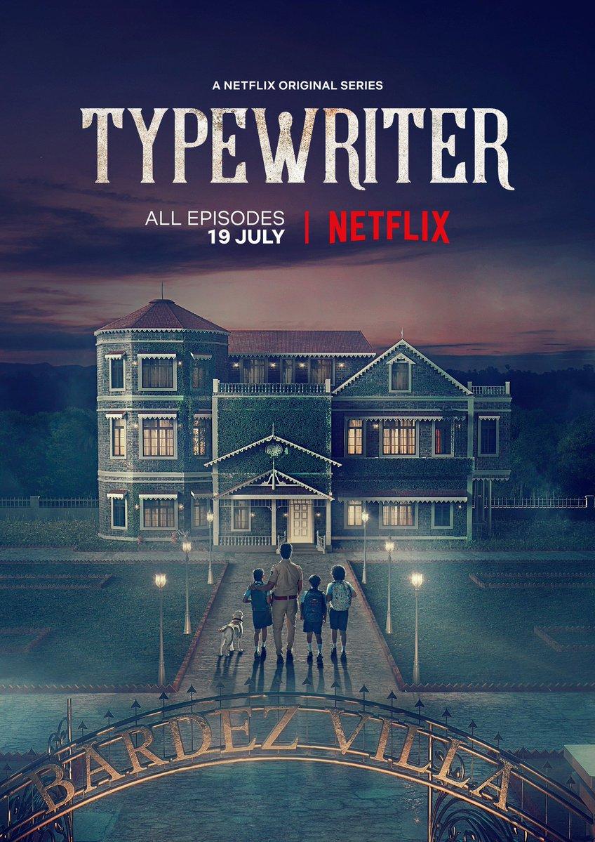 TypeWriter Season One S01 1080p 10bit NF WEBRip Hindi DD5.1 English DD5.1