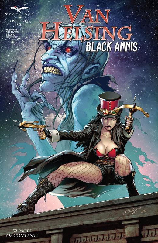 Van Helsing - Black Annis (2021)