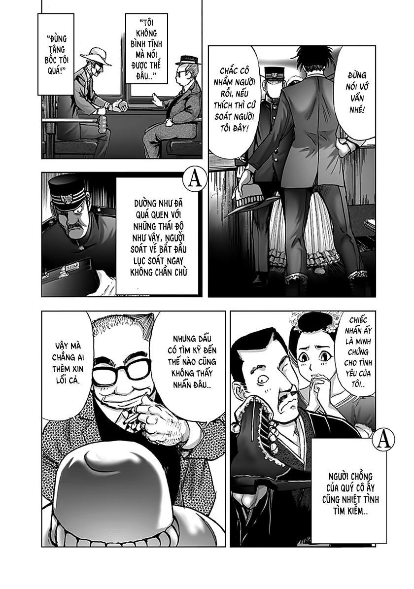 Dị Nhân Quán Chapter 62 - Trang 8