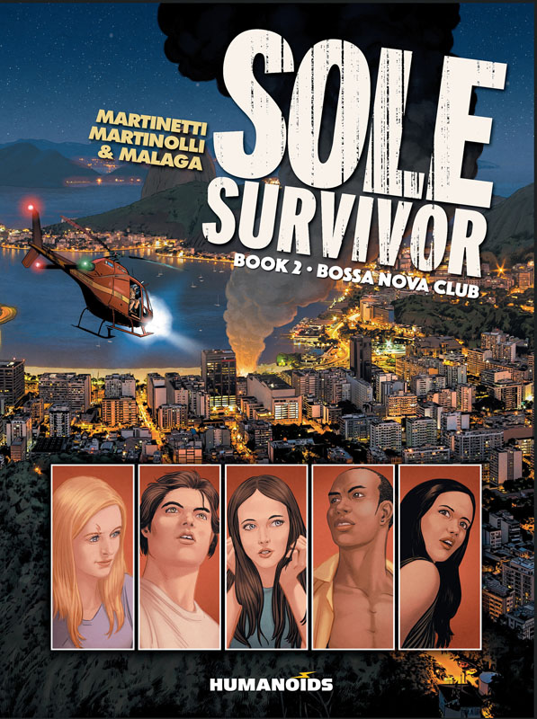 Sole Survivor 01-03 (2019)