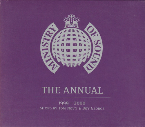 VA - Ministry Of Sound - The Annual 1999-2000 (Mixed By Tom Novy & Boy George 2CD) [2000]