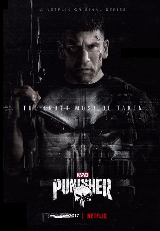 The Punisher Temporada 1 (2017) [BRrip 720p Latino – Inglés]