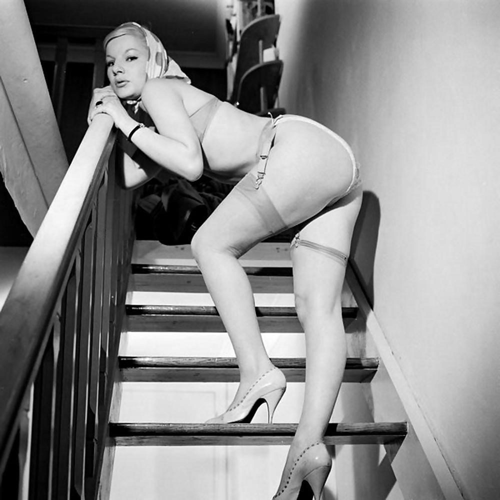 Old porn black and white-9685