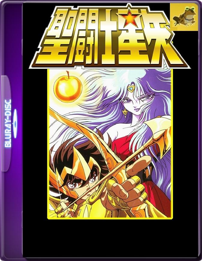 Los Caballeros Del Zodiaco: La Reencarnación De Ellis, La diosa De La Guerra (1987) Brrip 1080p (60 FPS) Latino