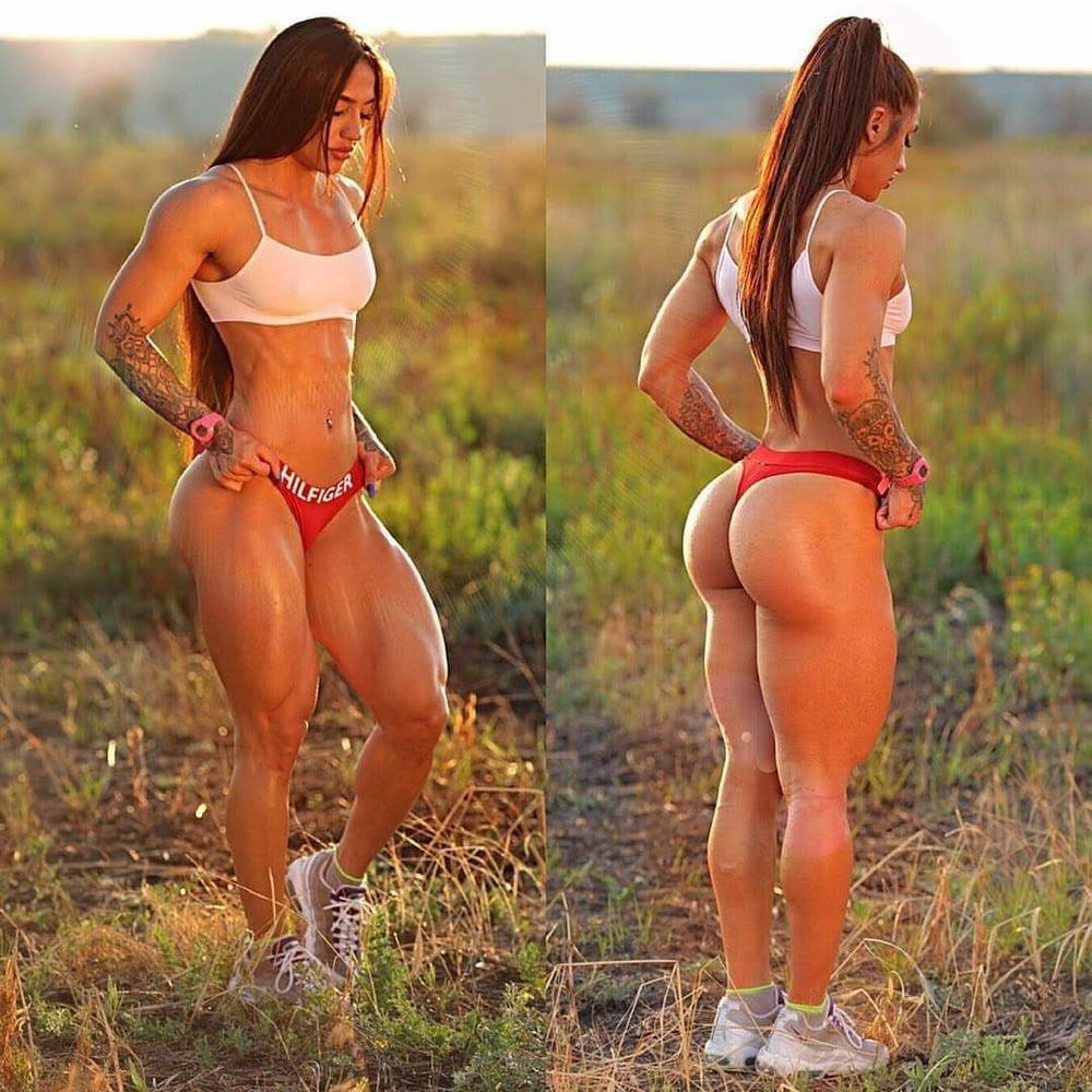Muscle female bdsm-7337