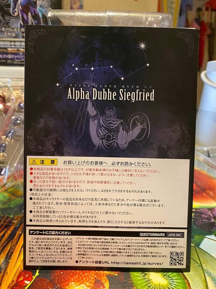 [Comentários] Saint Cloth Myth EX - Siegfried de Dubhe, a Estrela Alpha - Página 2 8Bhe2Lr2_o