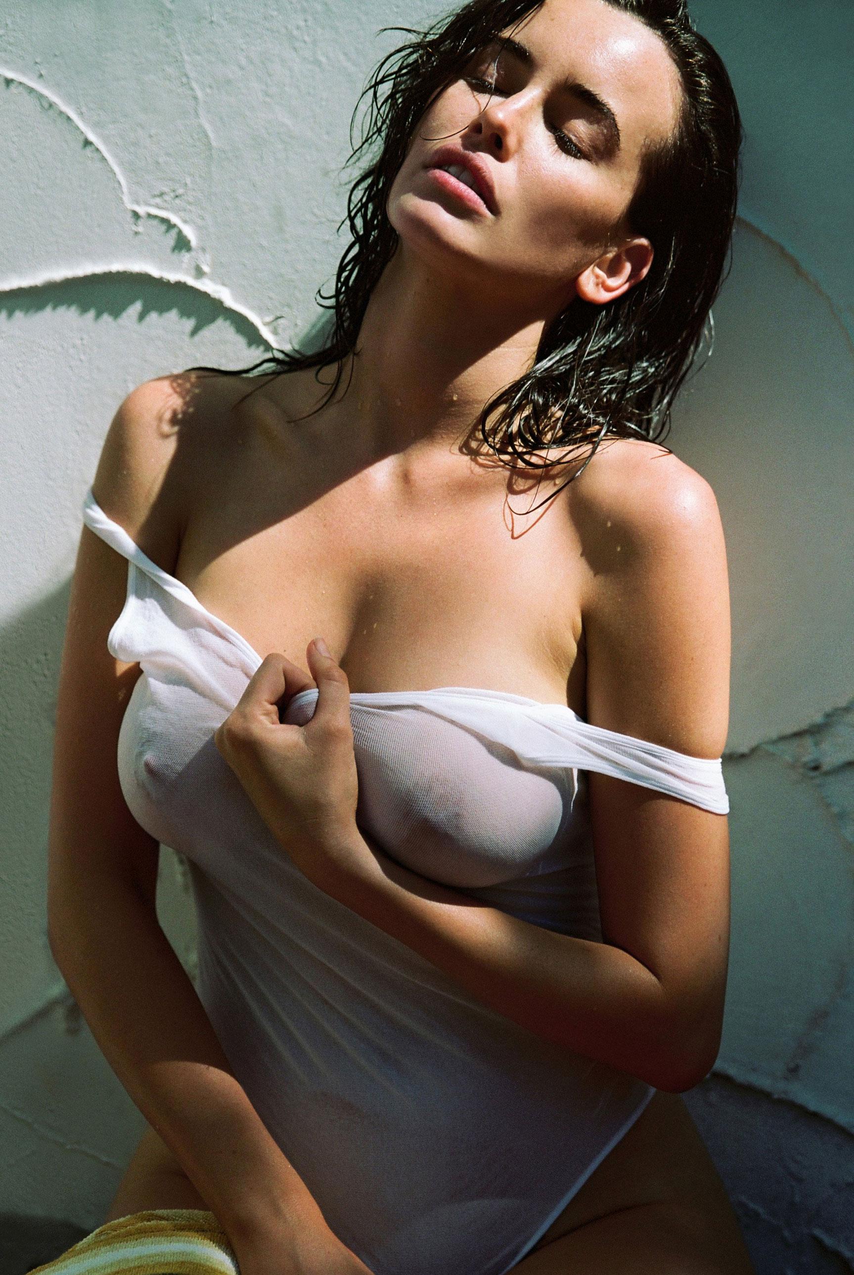 Sun Song / Sarah Stephens nude by Cameron Hammond - Playboy july/august 2018