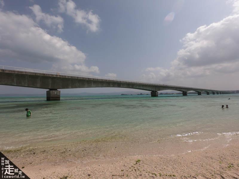沖繩 古宇利島 心形岩 海洋塔 古宇利沙灘 古宇利大橋