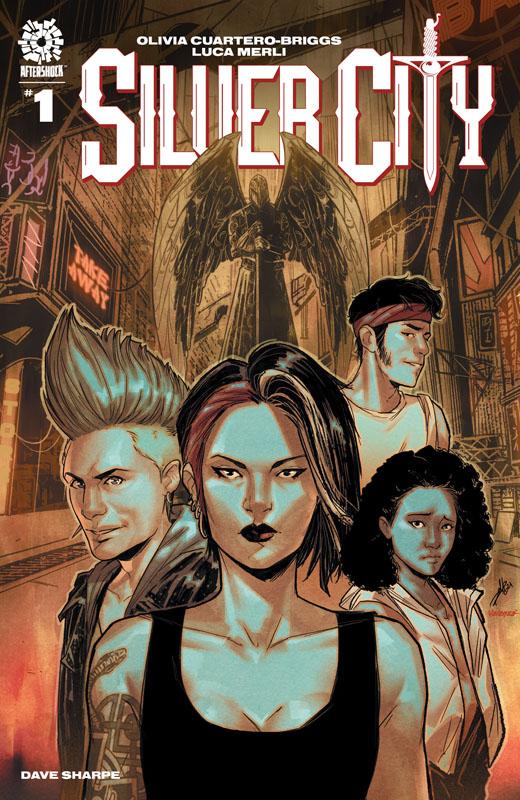 Silver City #1-5 (2021)