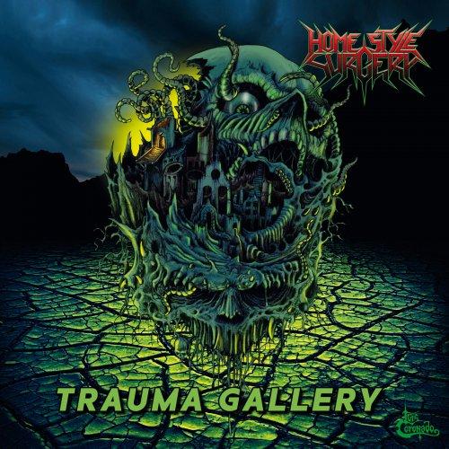 [THRASH METAL] Home Style Surgery (2018) Trauma Gallery [MP3-320]