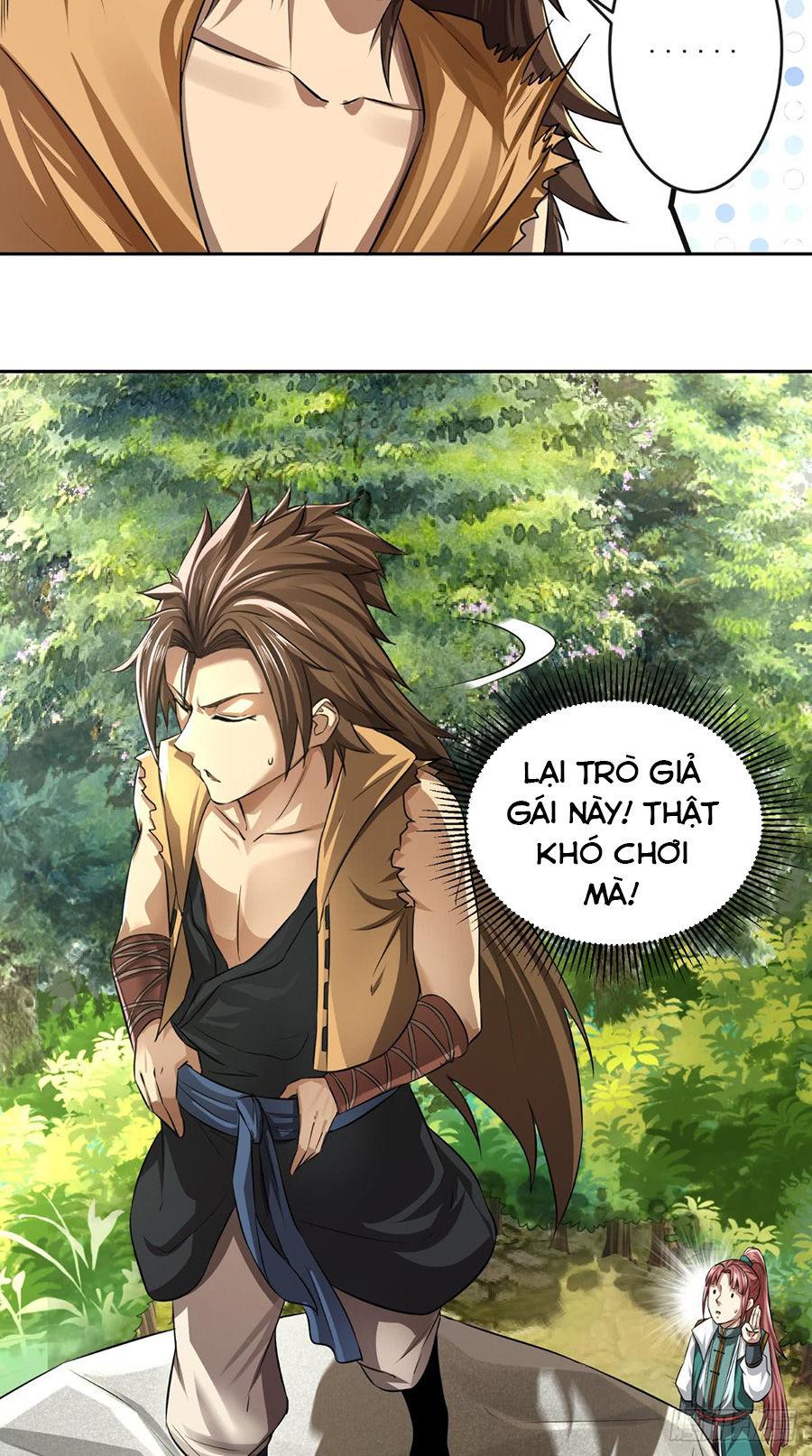 Tu Thiên Truyện Chapter 12 - Trang 7