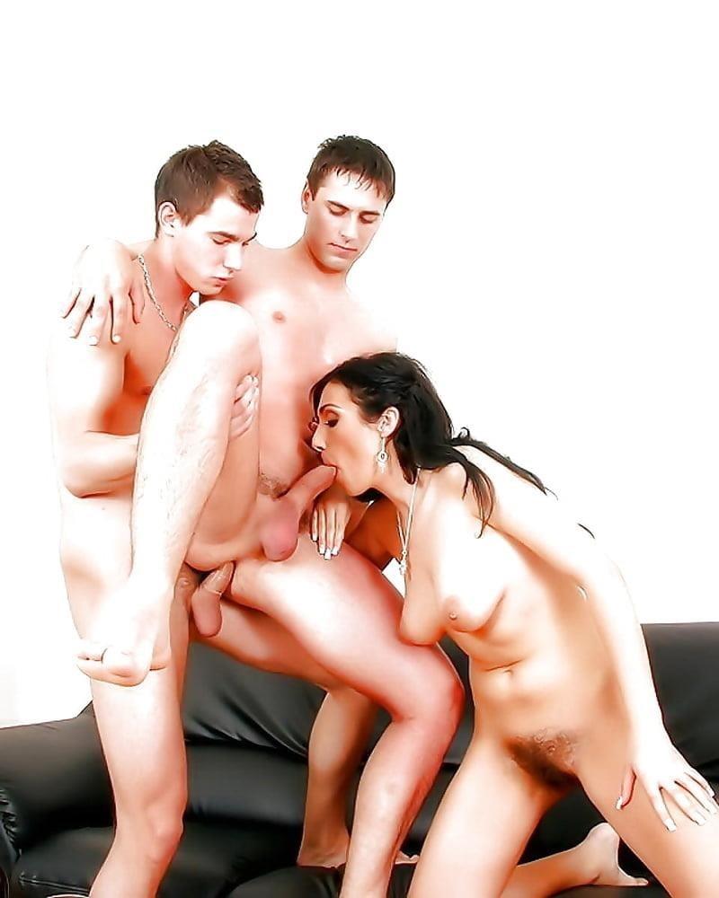 First time bi mmf threesome-2368