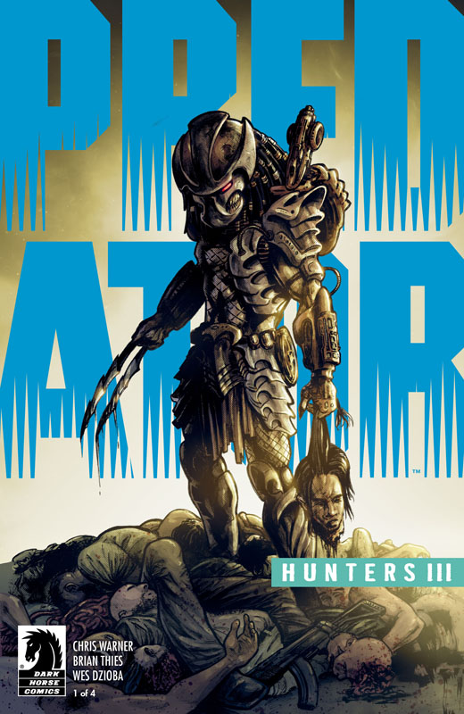 Predator - Hunters III 01 (of 04) (2020)