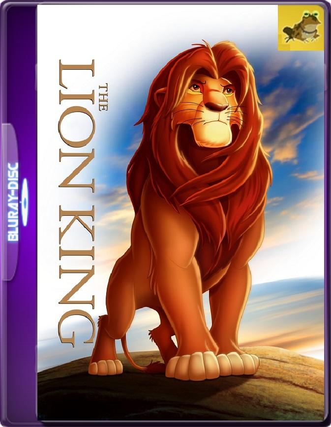 El Rey León (1994) Brrip 1080p (60 FPS) Latino