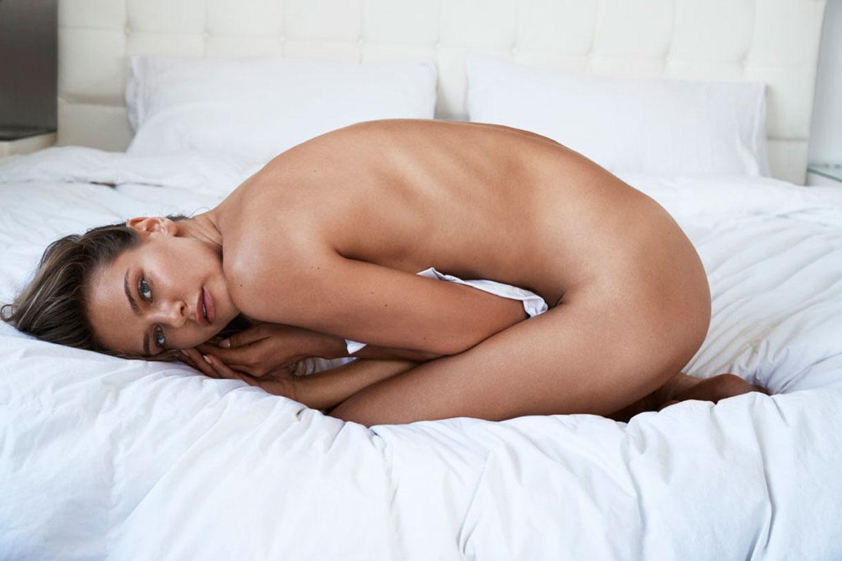 sexy Leeny Ivanisvili naked by Michael Malone