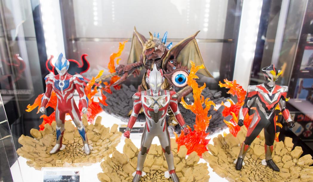 Ultraman - Sofvi Spirits (Tamashii / Bandai) ZfqDXt7v_o