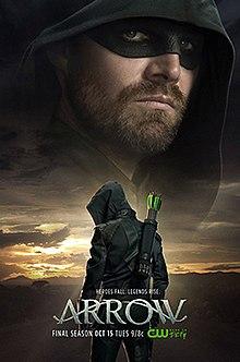 Arrow Season8 S08 720p 10-Bits BluRay