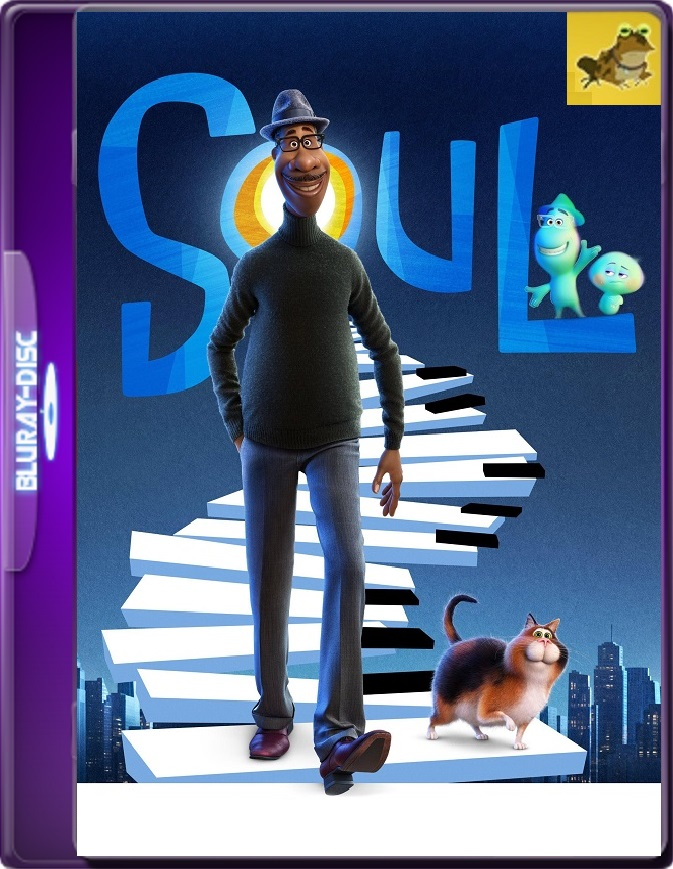 Soul (2020) WEB-DL 1080p (60 FPS) Latino / Inglés