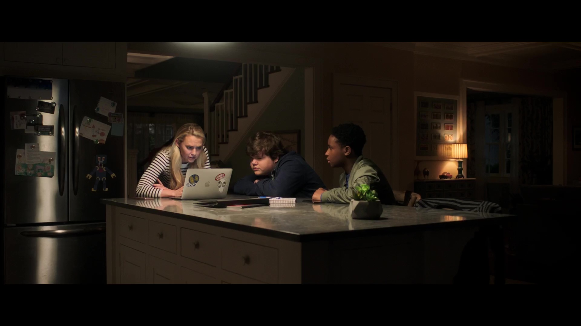 Escalofrios 2 Una Noche Embrujada [m1080p][Trial Lat/Cas/Ing][Fantastico](2018)