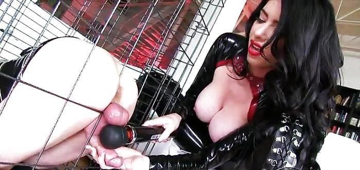 Femdom milking torture-1528