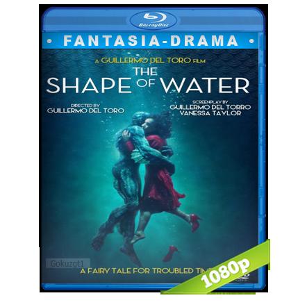 La Forma Del Agua [BDRip m1080p][Trial Lat/Cast/Ing][VS][Fantastico](2017)