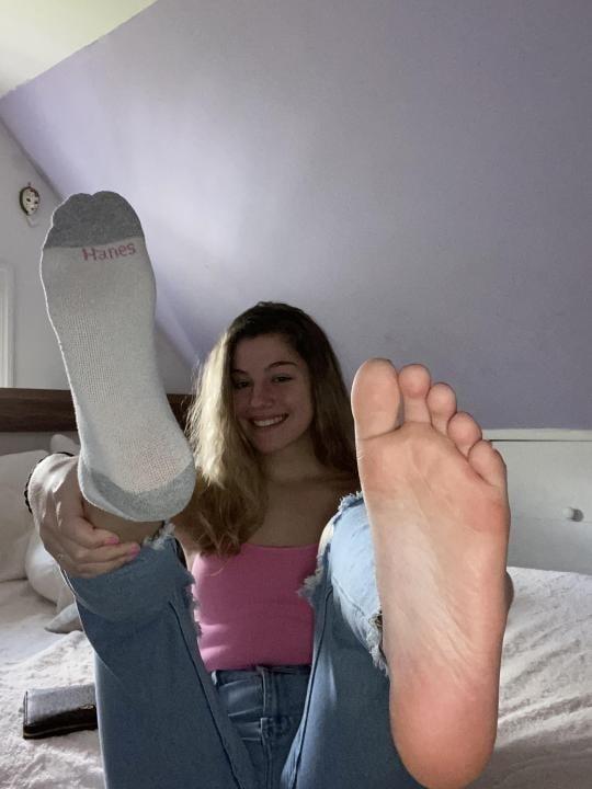 Nofap foot fetish-8562