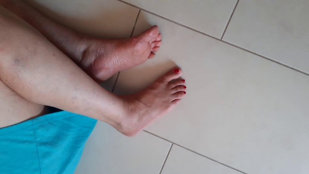 Twinks foot fetish-3287
