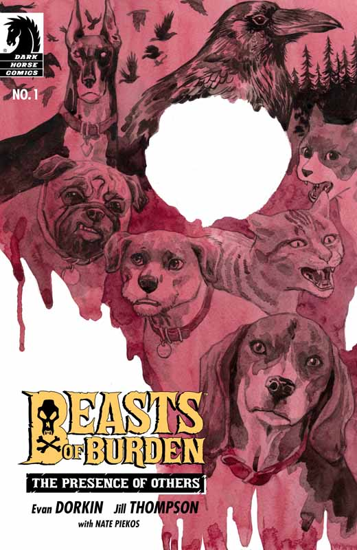 Beasts of Burden - The Presence of Others, Part 01-02 (2019)