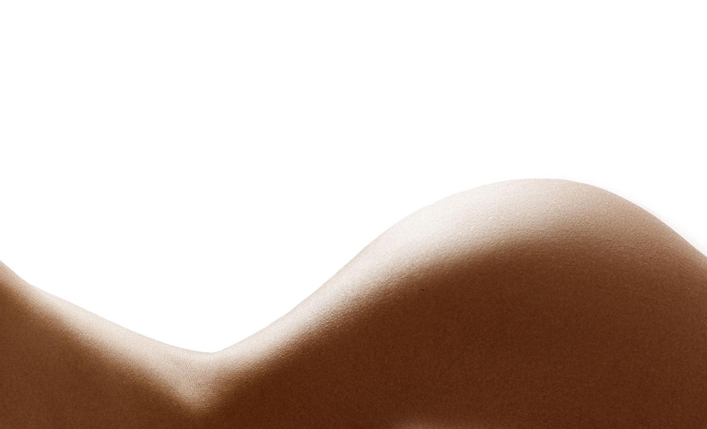 Голая модель Милунель, фотограф Бенджамин Вингриф / фото 09