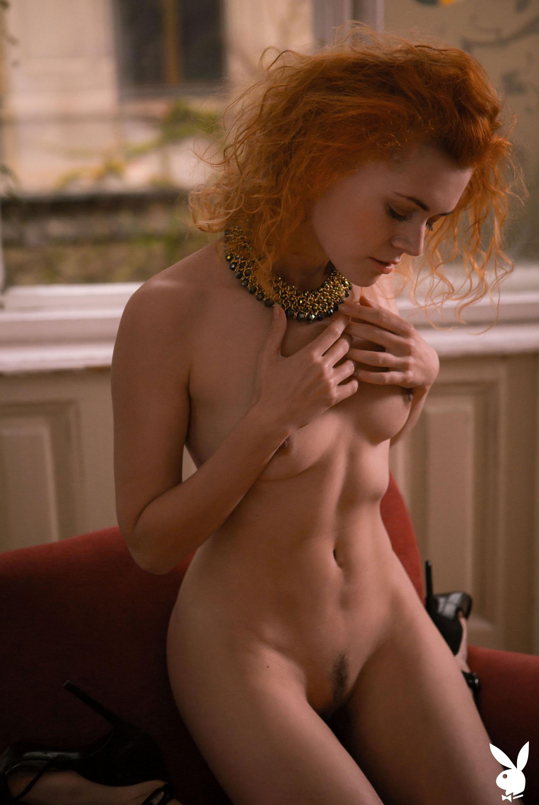 Голая рыжая Катерина / фото 16