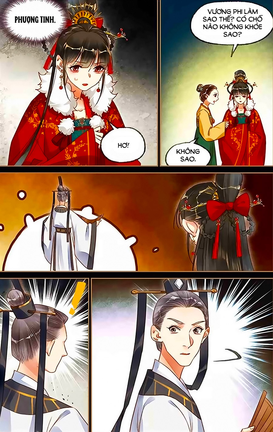 Thần Y Đích Nữ chap 191 - Trang 4