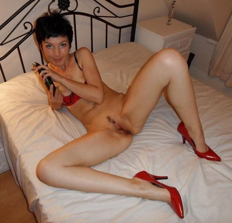 Milf short hair porn-2386
