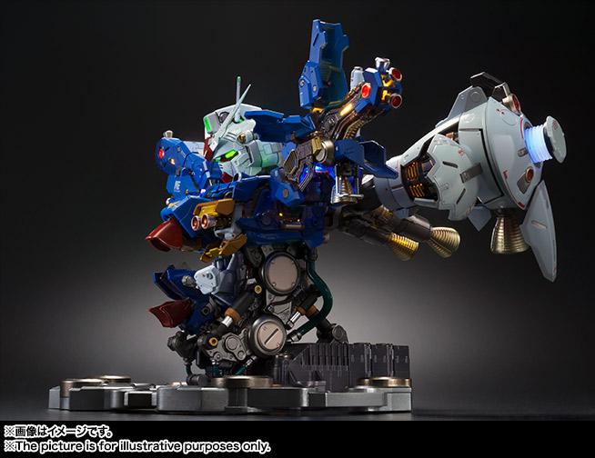 Nu Gundam Bust Display (Formania EX / Bandai) - Page 3 19IItA2H_o