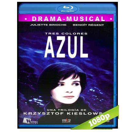 descargar Tres Colores Azul [1993][BD-Rip][1080p][Dual Cas-Fra][Drama] gratis