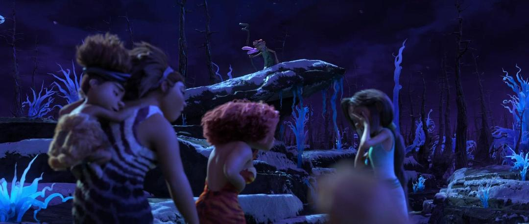 The Croods A New Age 2020 1080p Bluray X264 DTS-EVO