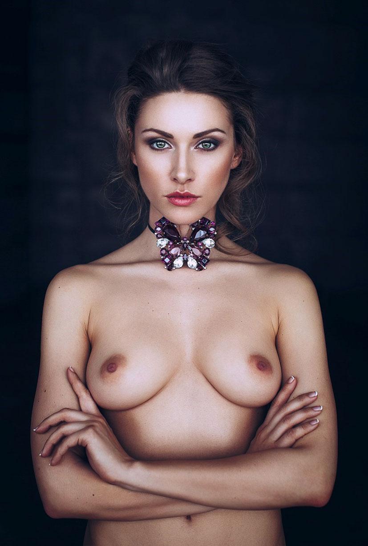подборка фотографий сексуальных голых девушек - Ольга Альберти / Olga Alberti