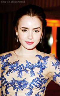 Lily Collins HgESLbDg_o
