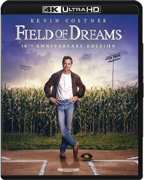 Pole marzeń / Field of Dreams (1989) MULTi.REMUX.2160p.UHD.Blu-ray.HDR.HEVC.DTS-X7.1-DENDA / LEKTOR i NAPISY PL