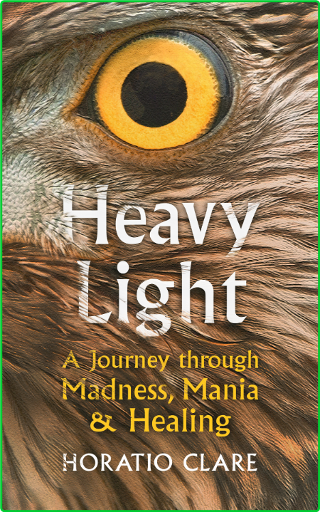 Heavy Light A Journey Through Madness, Mania and Healing by Horatio Clare