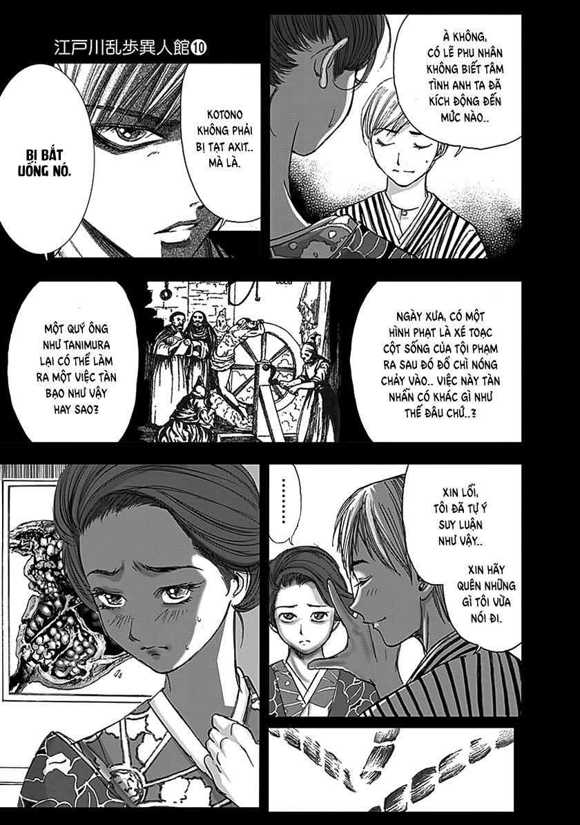 Dị Nhân Quán Chapter 66 - Trang 24