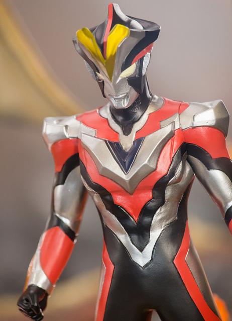 Ultraman - Sofvi Spirits (Tamashii / Bandai) YXgKlZGQ_o