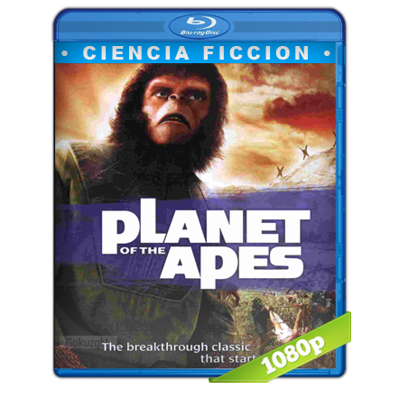 El Planeta De Los Simios (1968) BRRip Full 1080p Audio Trial Latino-Castellano-Ingles 5.1
