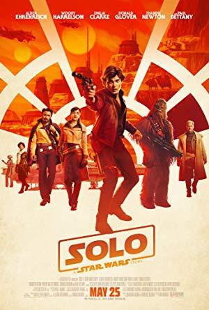 Solo A Star Wars Story (2018) x264 1080p BluRay {Dual Audio} Hindi DD 2 0 + Englis...